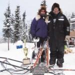 Kathy & George winners