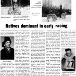 Natives Dominate