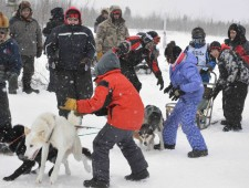 Youth & Sled Dog Program